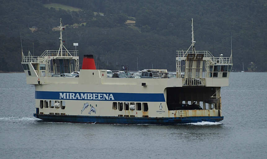 Hobart Ferry To Bruny Island