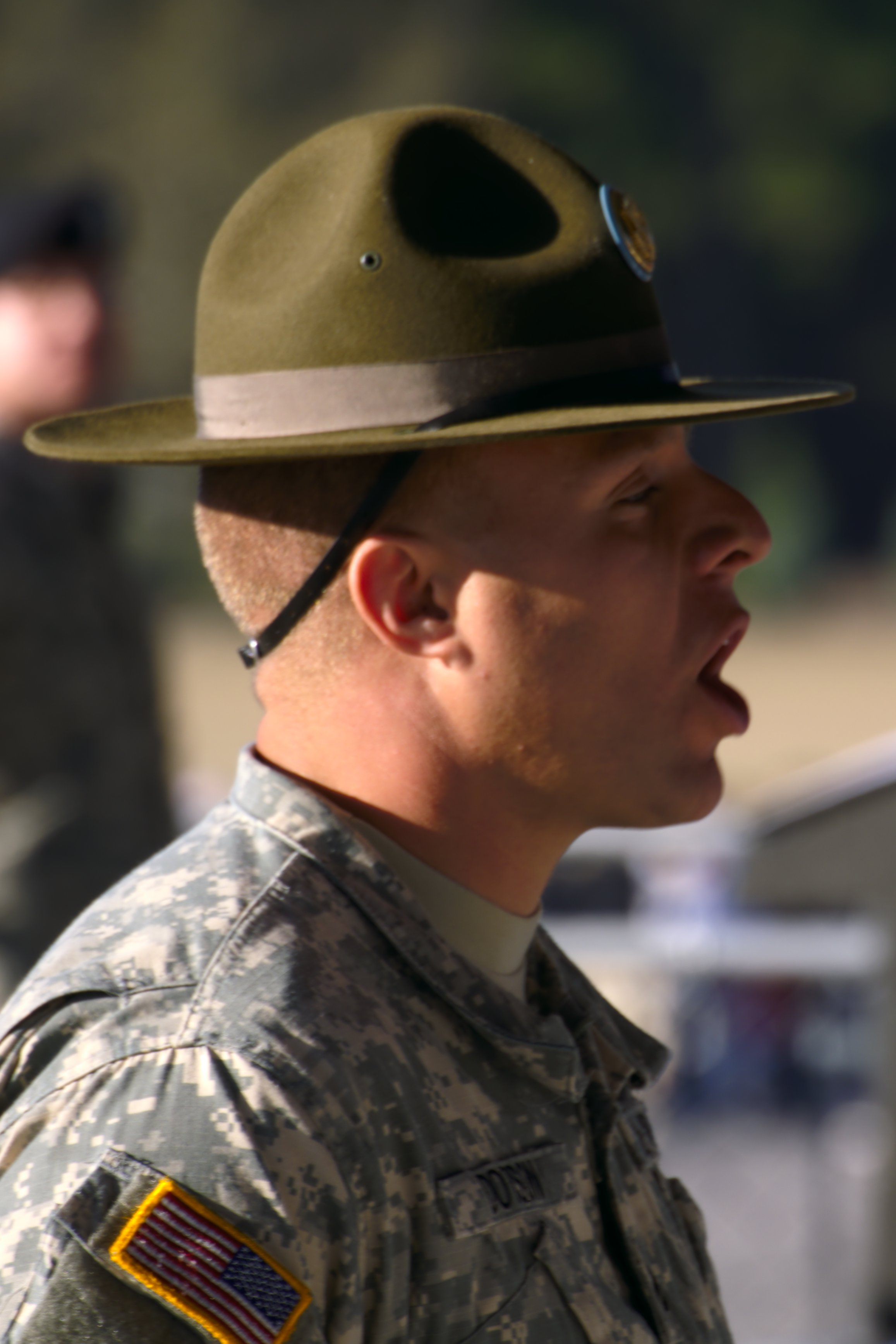 Big image link  Drill Sergeant Hat
